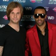 Starfloor 2010 ... On a rencontré Remady et Craig David