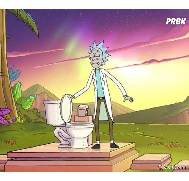 Rick & Morty saison 4 : un épisode de la série était prévu pour... Community