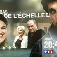 Au bas de l'échelle avec Vincent Elbaz et Helena Noguera sur TF1 ce soir ... bande annonce