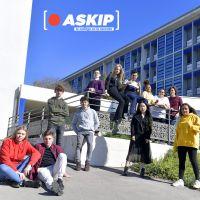 ASKIP : le 1er épisode en exclu de la nouvelle série sur la vraie vie des collégiens