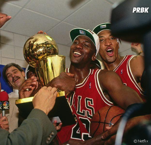 The Last Dance : on sait pourquoi la série docu sur Michael Jordan s'appelle comme ça
