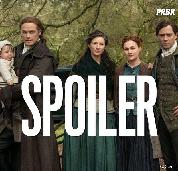 Outlander saison 5 : scène choquante dans le final,Caitrona Balfe (Claire) défend la série