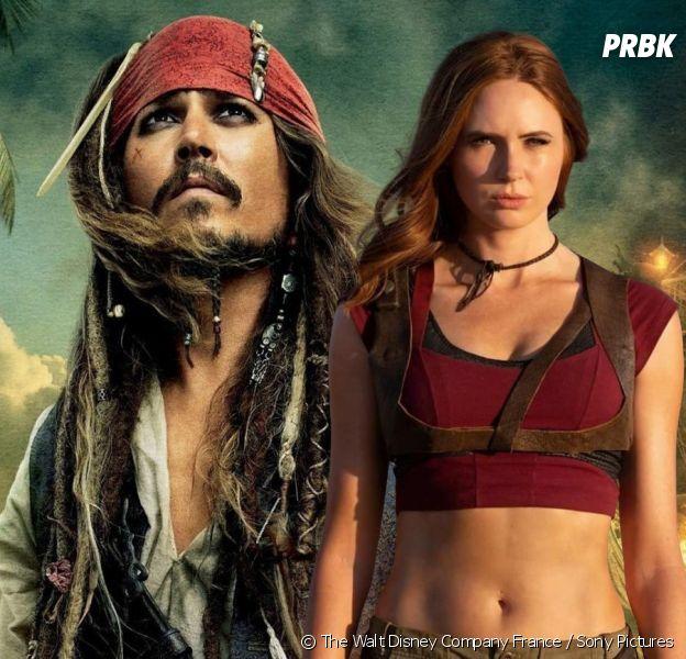 Pirates des Caraïbes 6 : Johnny Depp finalement de retour aux côtés de la nouvelle héroïne ?