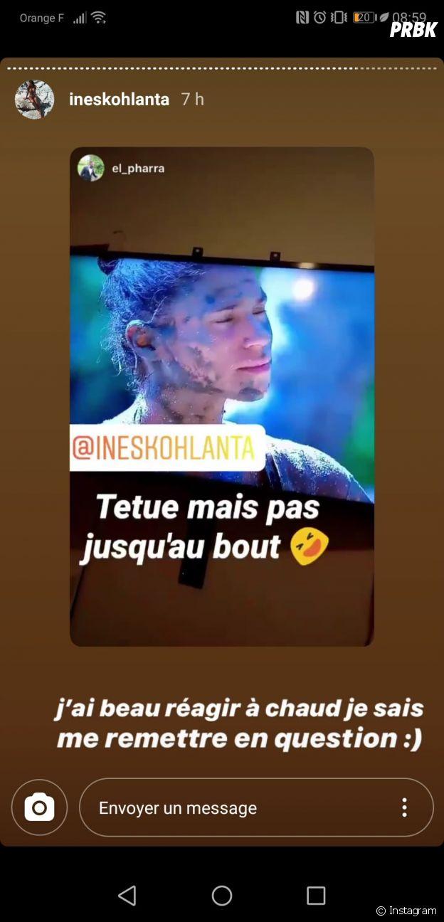 Inès (Koh Lanta 2020) critiquée pour son clash avec Claude et sa réaction face aux fruits, elle réplique