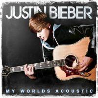 Justin Bieber ... son album My Worlds Acoustic ... sortie prévue le