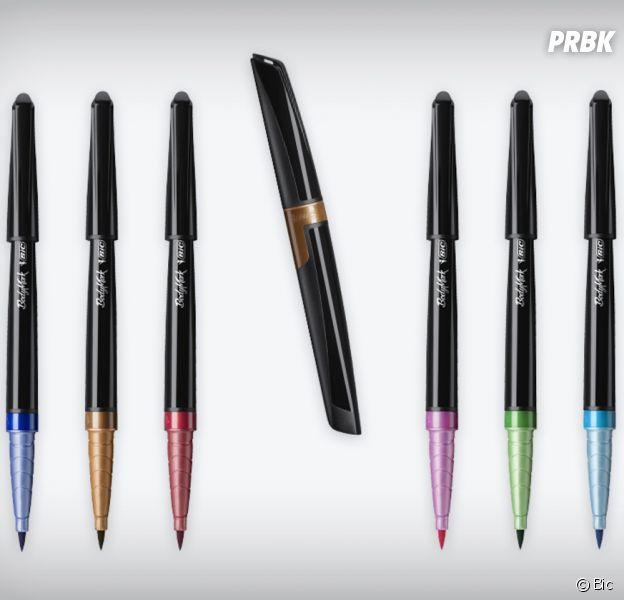 Bic lance BodyMark, le stylo pour se faire des tatouages éphémères