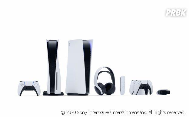 PS5 : en plus de la console, de nouveaux accessoires dévoilés