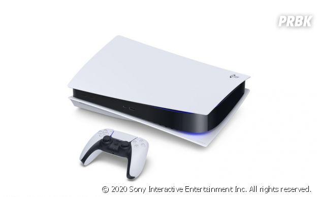 PS5 : la console pourra être couchée ou debout