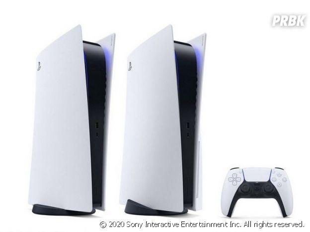 La PS5 sera dispo en deux modèles
