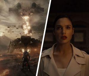 Justice League : premier teaser génial avec Darkseid et Wonder Woman pour la Snyder Cut