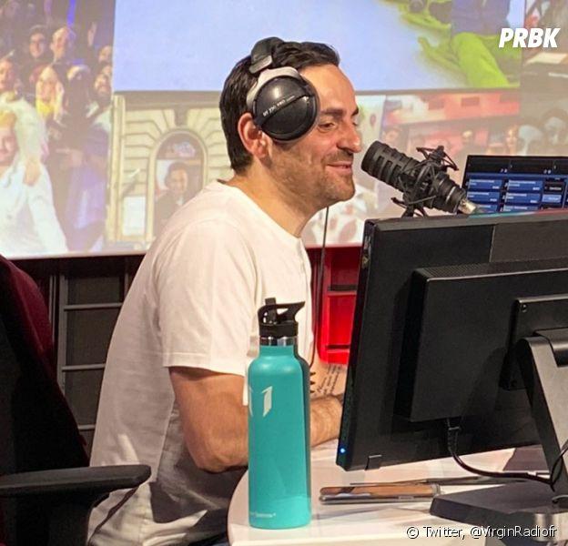 Camille Combal a fait sa dernière matinale sur Virgin Radio : après 6 ans, il dit adieu Virgin Tonic, son équipe et ses auditeurs