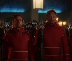 The Order saison 2 : le créateur explique comment il a eu l'idée de mettre Jason Priestley et Ian Ziering de Beverly Hills 90210 en guests