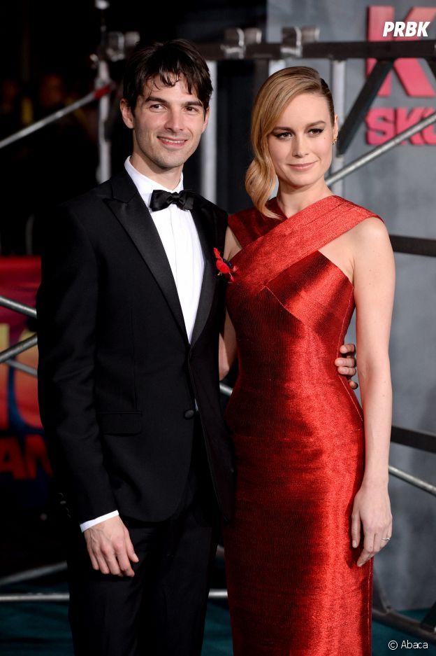 Brie Larson et Alex Greenwald à l'époque où ils étaient en couple
