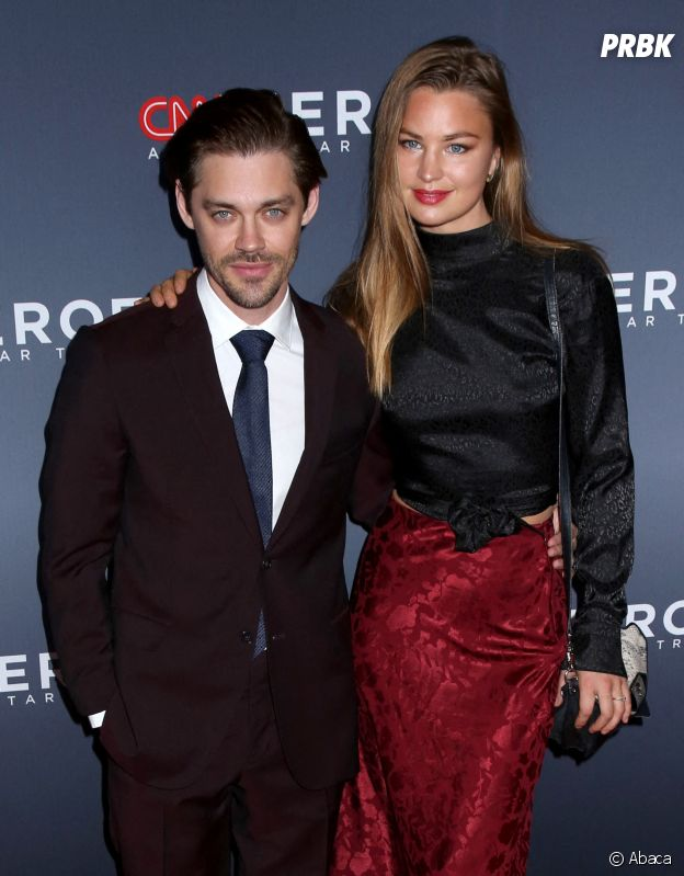 Tom Payne est en couple avec Jennifer Akerman