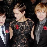 Daniel Radcliffe ... ''Emma Watson m'a embrassé comme un animal''
