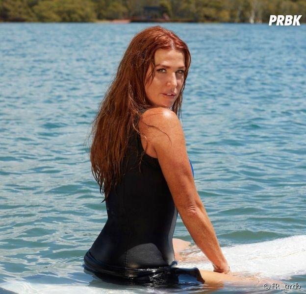 Reef Break sur M6 : les choses à savoir sur Poppy Montgomery