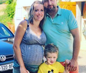Claire (L'amour est dans le pré 2015) : son bébé est mort peu de temps après sa naissance