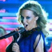 Kylie Minogue ... Voici son nouveau clip, Better Than Today