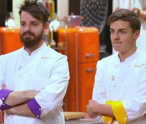 Top Chef 2020 : la friterie d'Adrien et Mallory victime de son succès