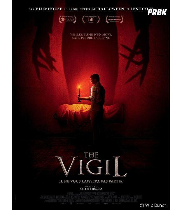 L'affiche de The Vigil.
