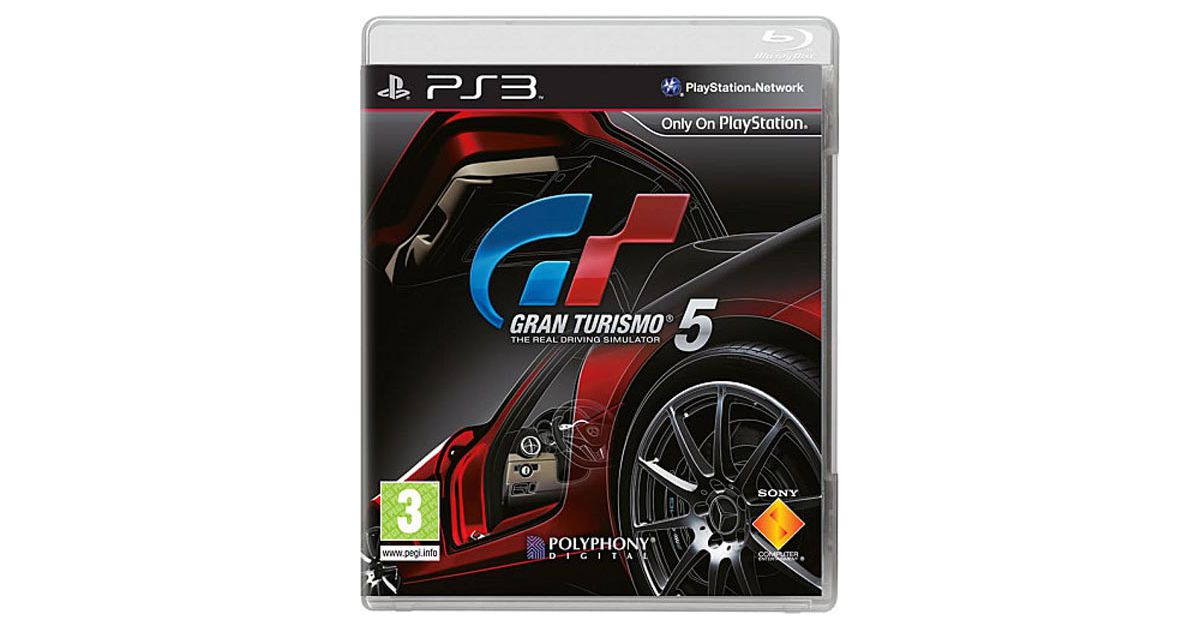 gran turismo sur ps3 la sortie en france c 39 est aujourd 39 hui. Black Bedroom Furniture Sets. Home Design Ideas