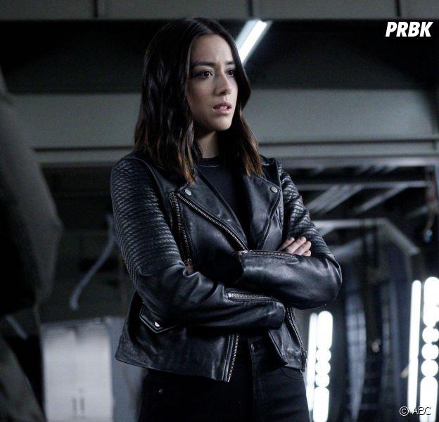 Agents of Shield : les Asiatiques sous-représentés chez Marvel et ailleurs ? Chloé Bennet se confie