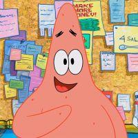 Bob l'éponge : le nouveau spin-off sera centré sur Patrick l'étoile de mer
