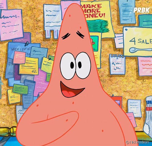 Patrick l'Etoile de Mer sera la star du nouveau spin-off de Bob l'Eponge