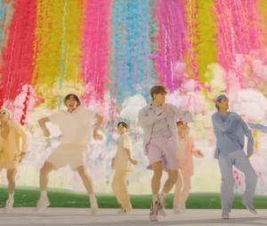 Le clip de Dynamite de BTS bat déjà des records