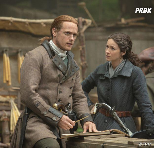 Outlander : Jamie bientôt tué dans l'histoire ? L'autrice se confie