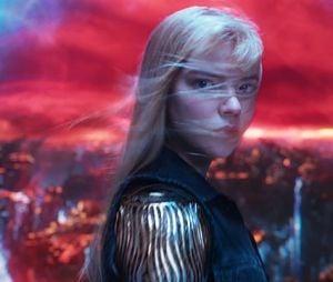 Les personnages dans Les Nouveaux Mutants.