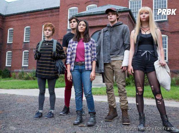 Les Nouveaux Mutants actuellement au cinéma.