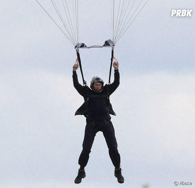 Mission Impossible 7 : nouvelle cascade folle de Tom Cruise, vidéo hallucinante sur le tournage