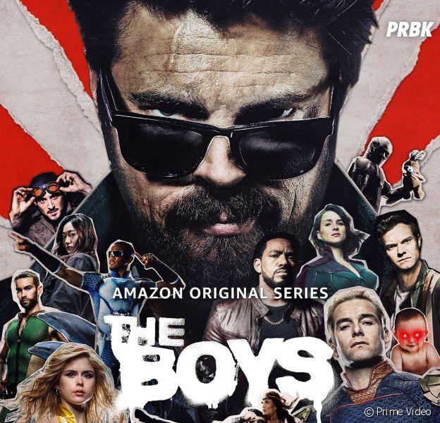 The Boys saison 2 : pourquoi Amazon Prime Video ne diffuse qu'un épisode par semaine ?