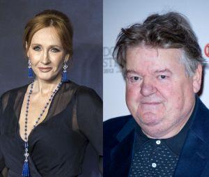 J.K. Rowling transphobe ? Elle est défendue par Robbie Coltrane (Hagrid dans Harry Potter)
