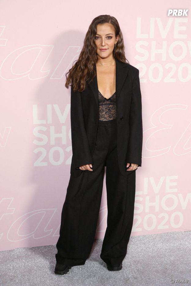 Camille Lellouche au Etam Live Show 2020