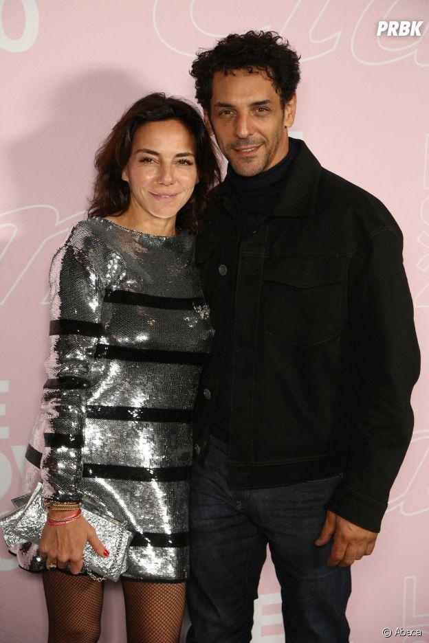 Tomer Sisley et Sandra Sisley au Etam Live Show 2020