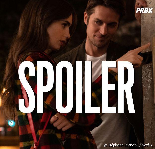 Emily in Paris saison 2 : Lily Collins, Lucas Bravo et le créateur teasent le triangle amoureux