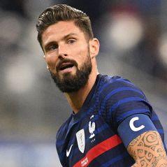 Olivier Giroud entre un peu plus dans la légende des Bleus... et annonce un 4ème enfant ?