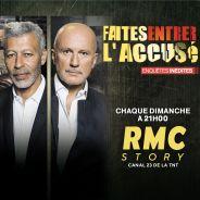 Faites entrer l'accusé de retour sur RMC Story avec des affaires inédites hallucinantes