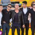 The Wanted : les chanteurs du groupe soutiennent Tom Parker
