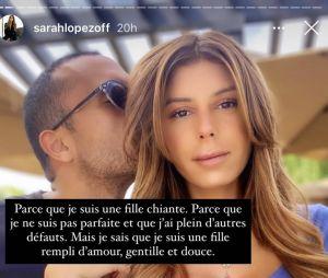Sarah Lopez (Les Anges 12) officialise avec Yazid Ichemrahen