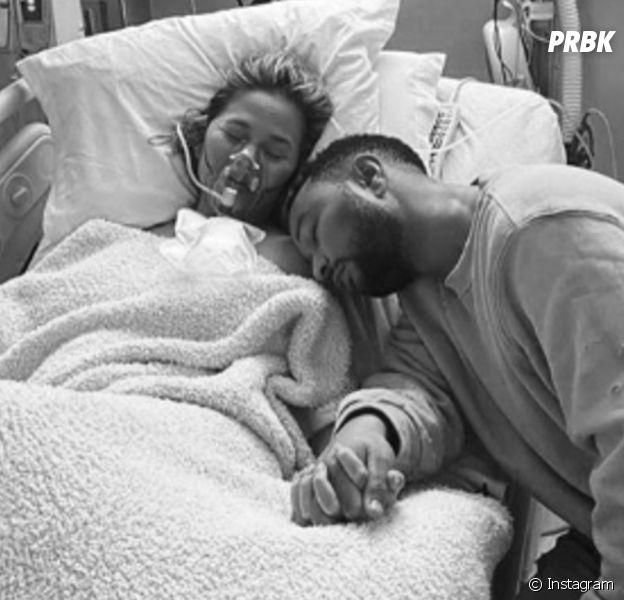 John Legend : son hommage émouvant à Chrissy Teigen après la perte de leur bébé