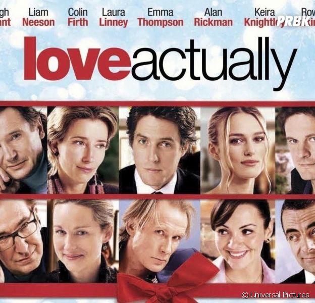 """Love Actually, """"un film de merde"""" ? Une actrice se lâche"""