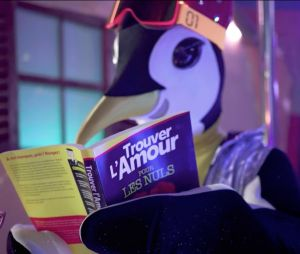 Mask Singer 2 : les nouveaux indices sur le manchot