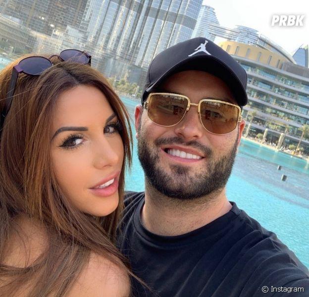 Laura Lempika et Nikola Lozina parents : ils annoncent la naissance de leur garçon