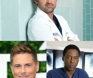 Grey's Anatomy : Rob Lowe et Isaiah Washington ont auditionné pour le rôle de Derek Shepherd