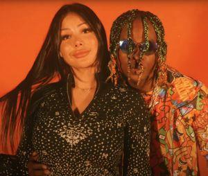 "Maeva Ghennam (Les Marseillais) star du clip de Thabiti pour le son ""Maeva Ghennam"""