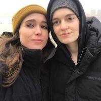 Elliot Page : sa femme Emma Portner réagit à son coming out trans avec amour et soutien