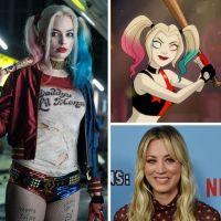 Harley Quinn : Margot Robbie en guerre contre Kaley Cuoco à cause du personnage ?